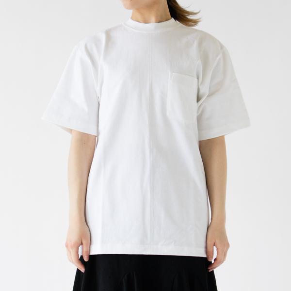 モデル身長:162cm(WHITE S)