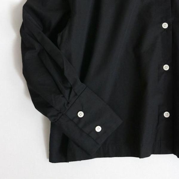 袖部分(BLACK)