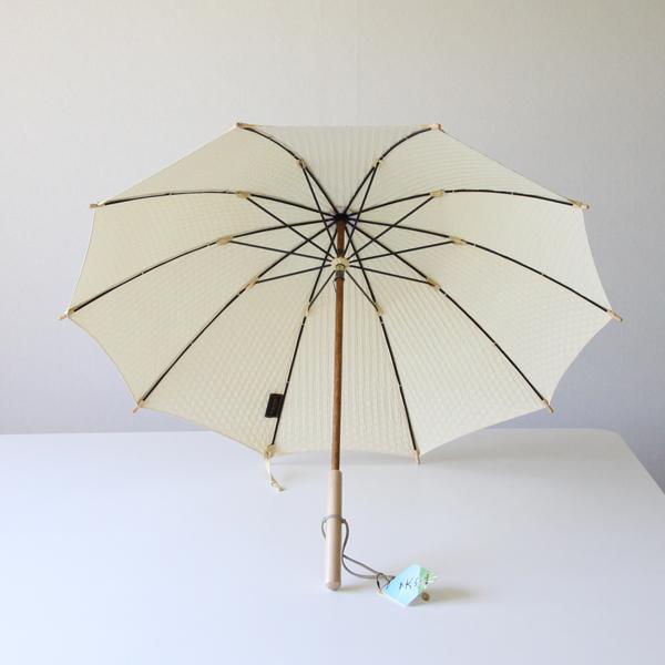 とうもろこしの可愛らしい傘なら、お出かけも楽しくなりそうです