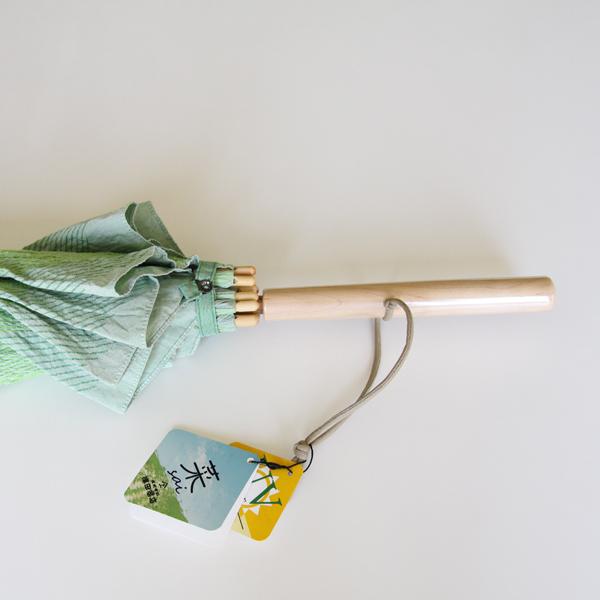 手動で開閉するタイプの傘です