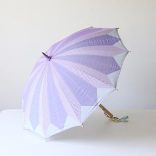 Parasol Purple Okra