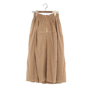 バンブーコットン ギャザースカート