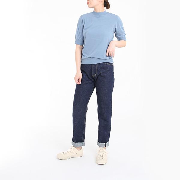 モデル身長163cm・体重51kg(SMOKE BLUE)