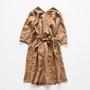 リネンホームドレス(かっぽう着)