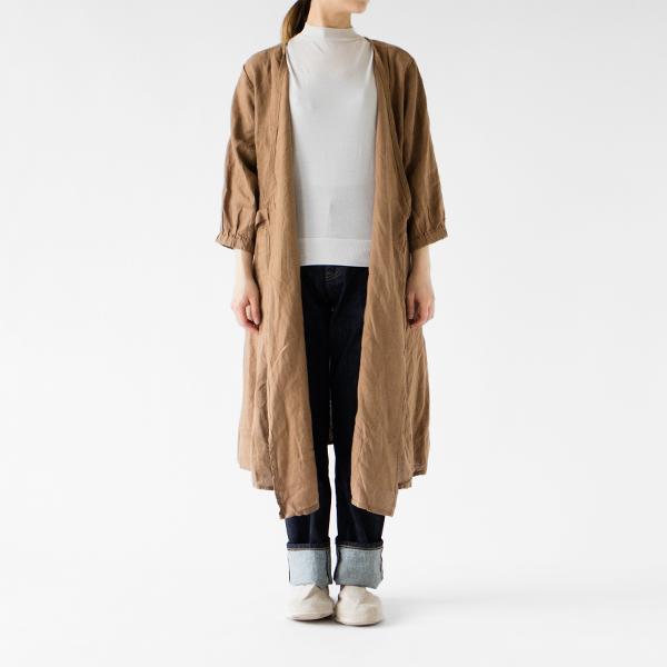 羽織りとして(モデル身長162cm)