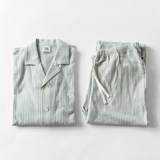 男女兼用 七分袖パジャマ ギフトセット