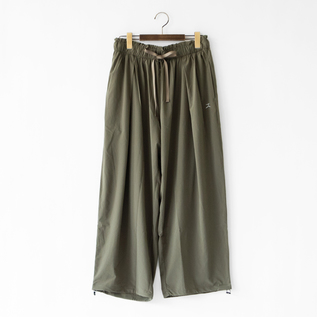 Y CLOTH WIDE PANTS