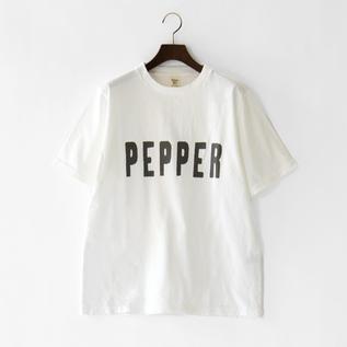 ユニセックス T-SHIRT PEPPER