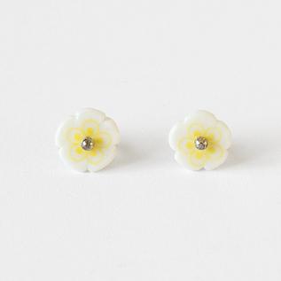 ピアス flower stud mini