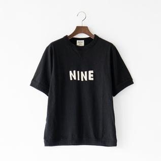 ユニセックス RIB T-SHIRT NINE