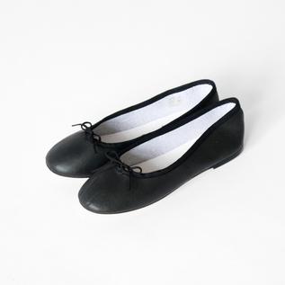 バレエシューズ  Ballet Shoe Black