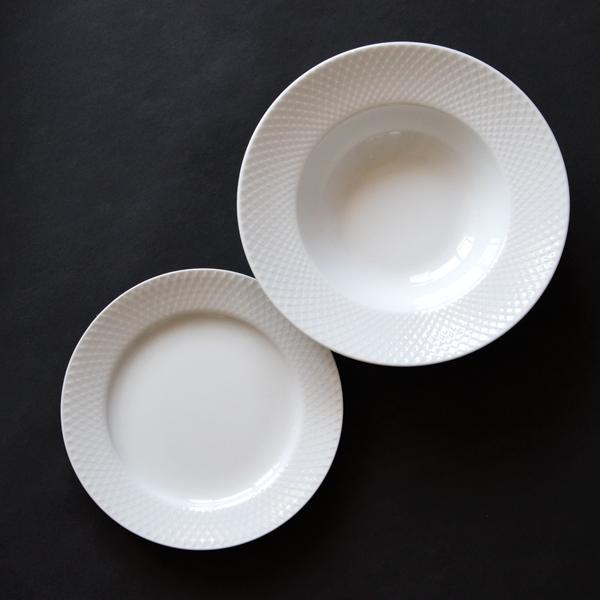 右上:スープ、左下:21cm