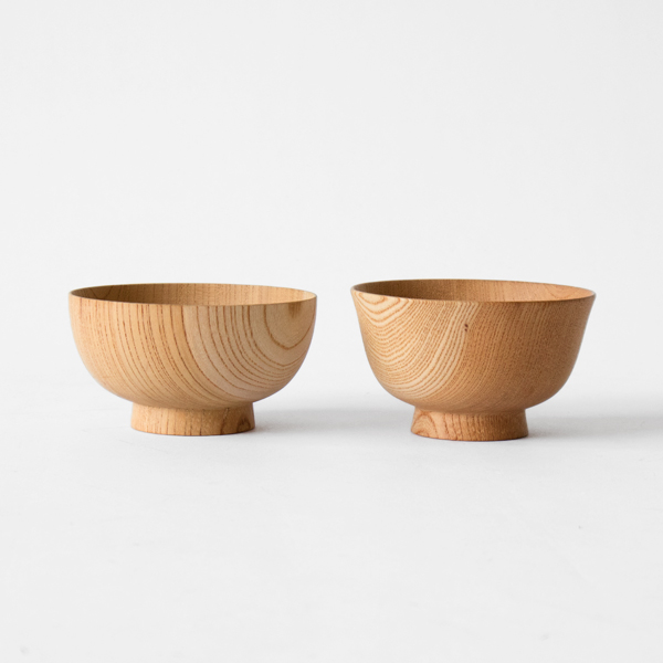 左:キホン、右:ハゾリ