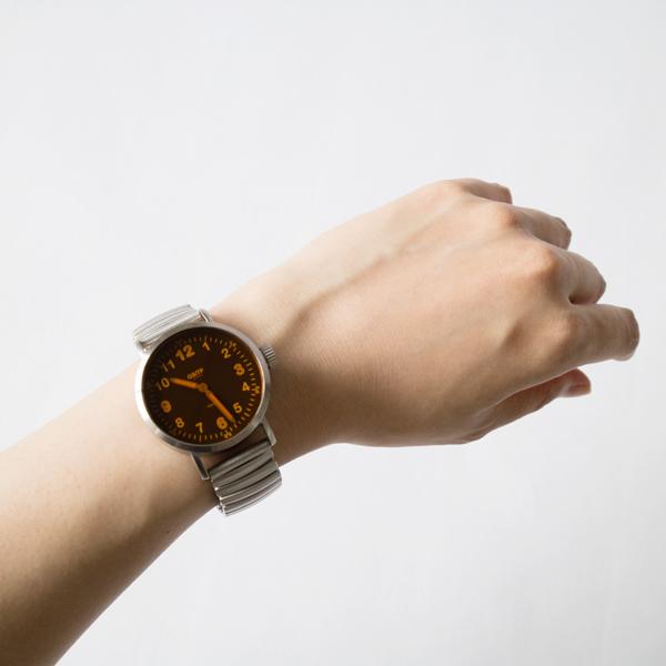 腕時計 GOLIATH ORANGE JUICE QMD04 B