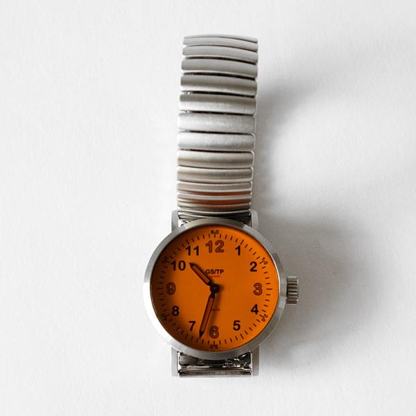 腕時計 GOLIATH ORANGE JUICE QMD04 C