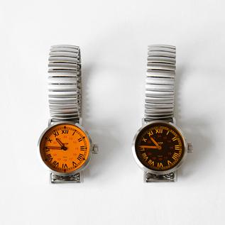 腕時計 GOLIATH ORANGE JUICE QMD06