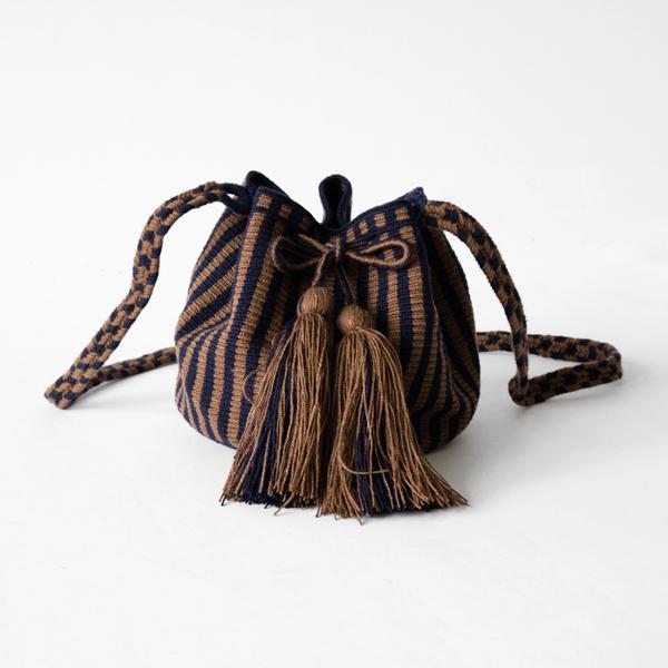 MEDIUM BAGS NAVY(1831)