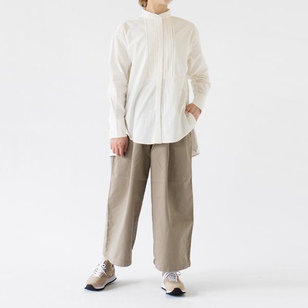 モデル身長:162cm(OFF WHITE)