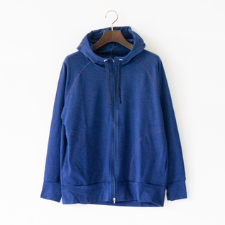 ALL DAY ACTIVE HOODIE BLUE