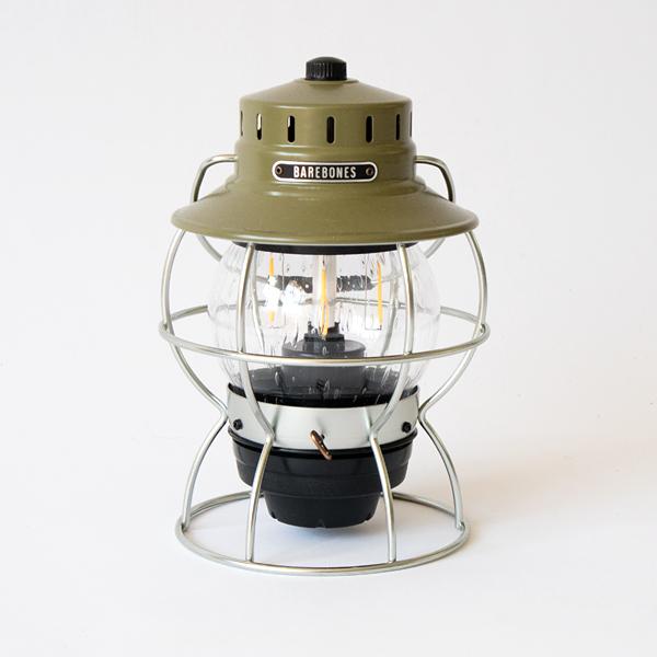 レイルロードランタン LED(OLIVE DLUB)