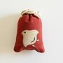Amulet pouch Plover