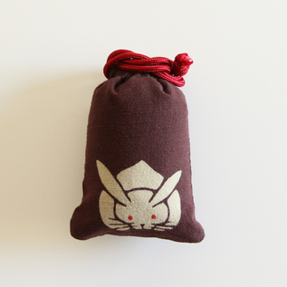 Amulet pouch  Rabbit