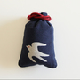 Amulet pouch Swallow