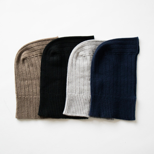 3PLY CASHMERE HOOD