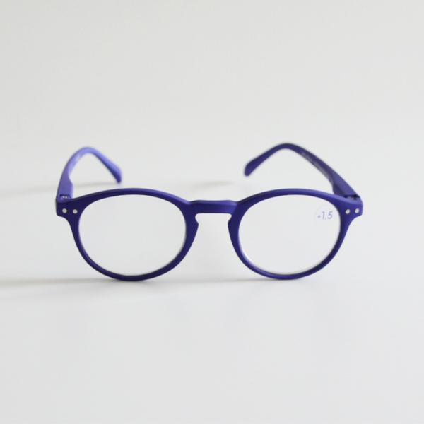 +2.5リ-ディンググラス A-NAVY BLUE