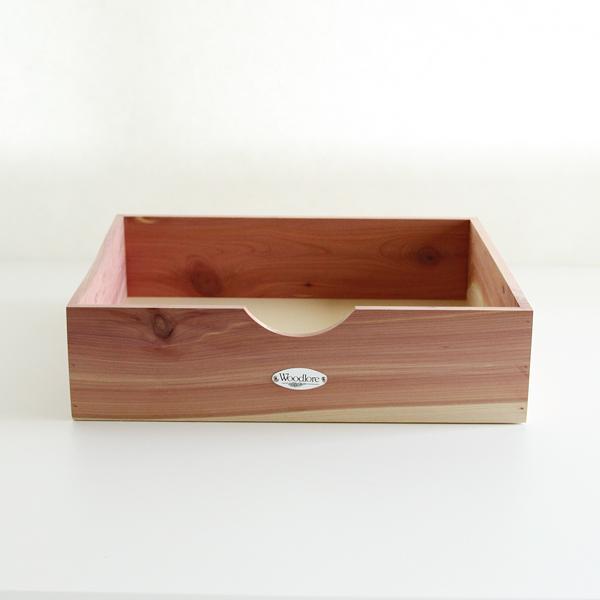シダー収納ボックス(シャツボックス)