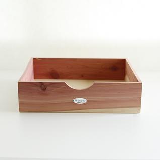 Cedar storage box