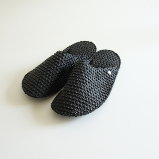 SLIPPERS Le dd DREAM BLACK