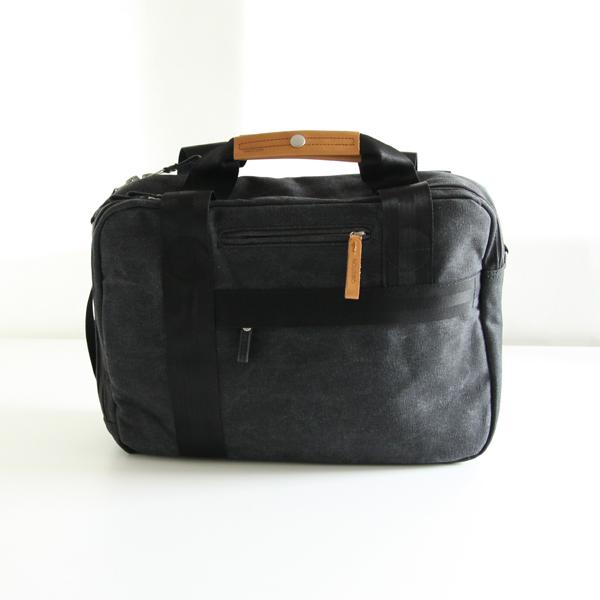 Office Bag(Washed Black)