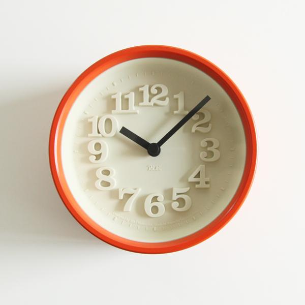 小さな時計(レッド)