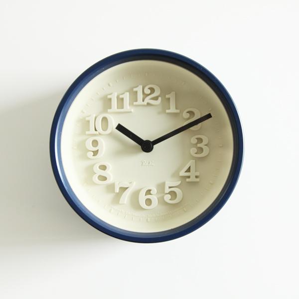 小さな時計(ブルー)