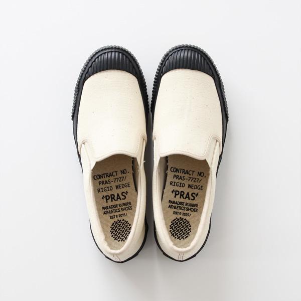 SHELLCAP SLIP-ON BLACK 22cm