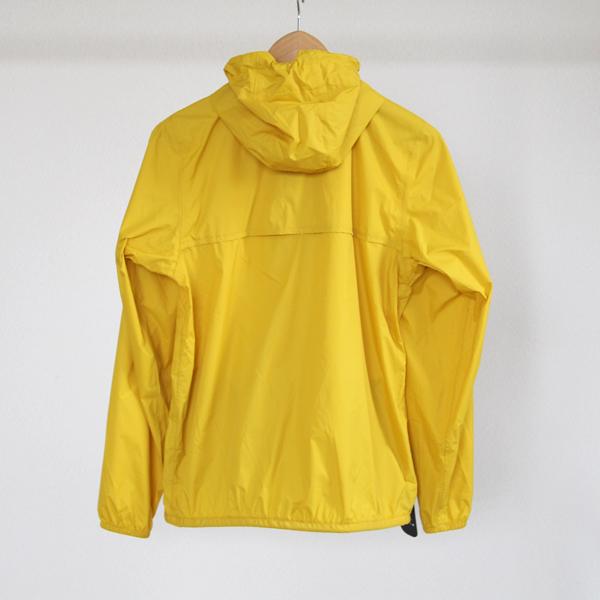 パッカブル ウィンドブレーカー Yellow
