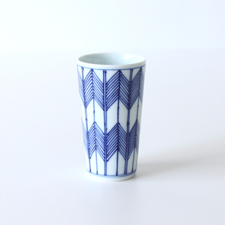 Sake Cup-goblet Small arrow feather