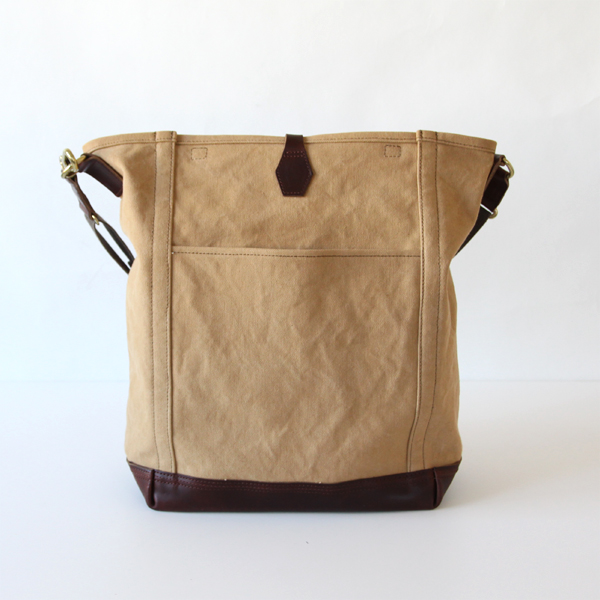 ONE STRAP CARRY-ALL/TAN