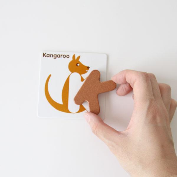 カードと一緒に遊びます