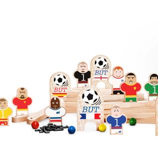 Football World Cup Box1 France-England-Spain-Portugal