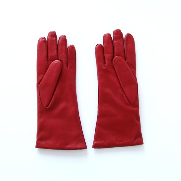 ラムスキングローブ RED