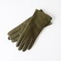 ラムスキングローブ ARMY GREEN(女性用手袋)