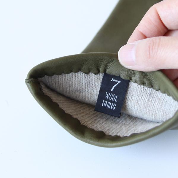 ハンドメイドの縫製