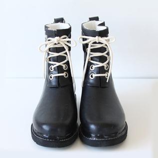 ILSE JACOBSEN HORNBK short length rainboots BLACK