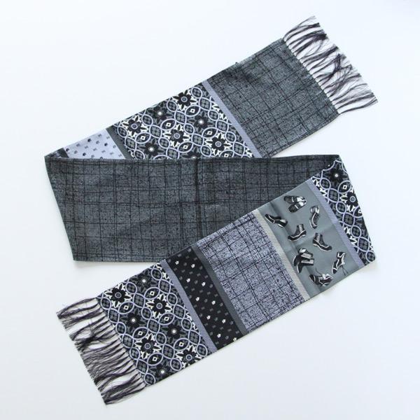 スカーフ BOOTS narrow MONO