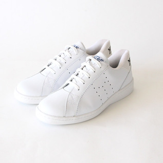 スニーカー Tennis leather White