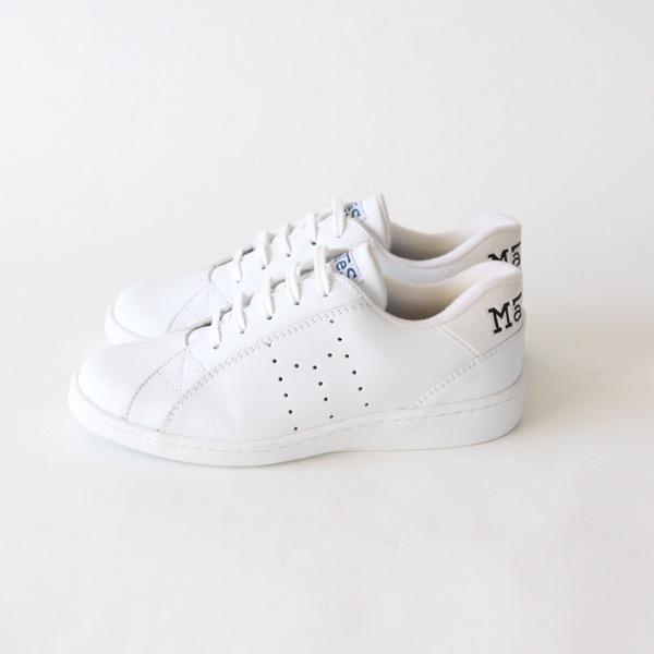スニーカー Tennis leather White