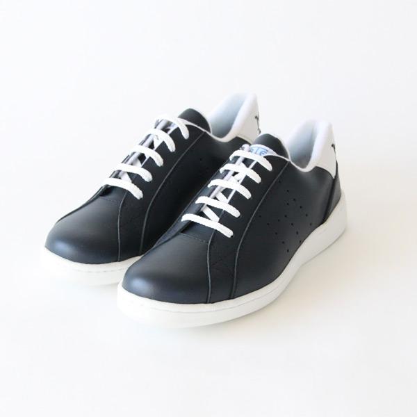 スニーカー Tennis leather Marino