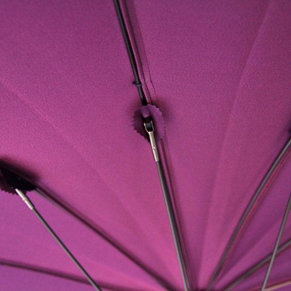 ダボ包みが見られるのも高級傘ならでは